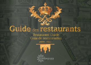 Guide des Restaurants  2019-2020