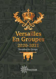 Brochure Versailles en Groupes 2020-2021