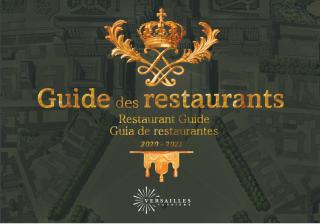 Guia de los Restaurantes 2020-2021