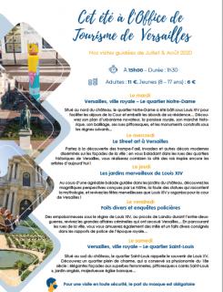 Visites-Conférences Haute Saison 2020