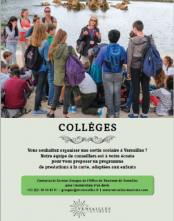 Brochure Groupes Collège