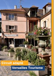 Circuit adapté Tourisme et Handicap