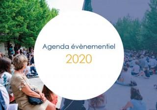 Agenda événements 2020