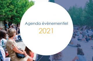 Agenda événements 2021