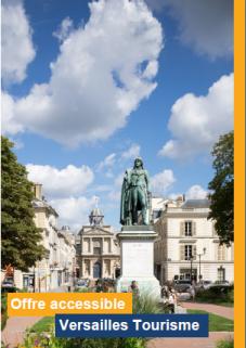 Offre accessible Versailles Tourisme