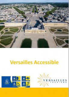 Versailles accessible Tourisme et Handicap