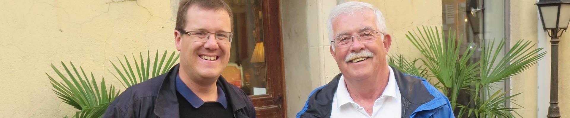 Conviértete en Greeters en Versalles
