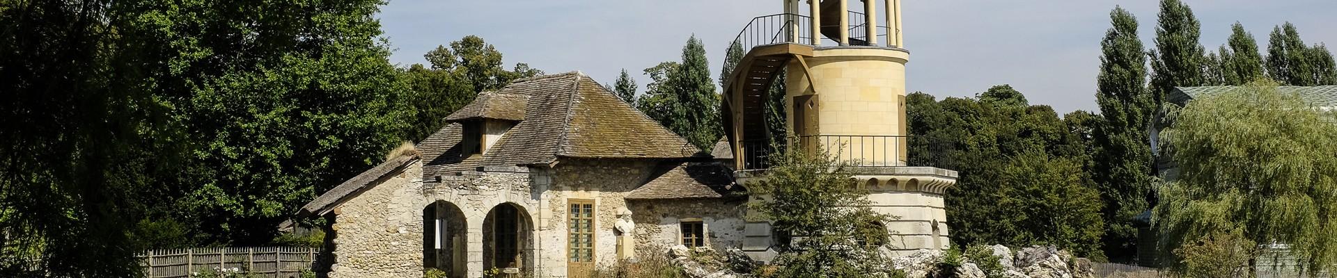 La aldea de la Reina