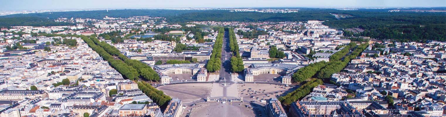 Explore Versailles