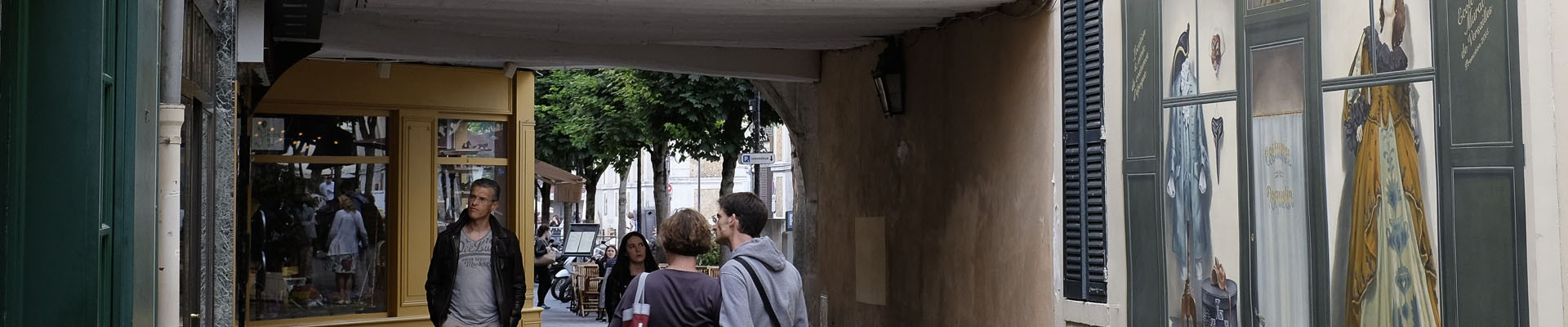 Explorar Versalles