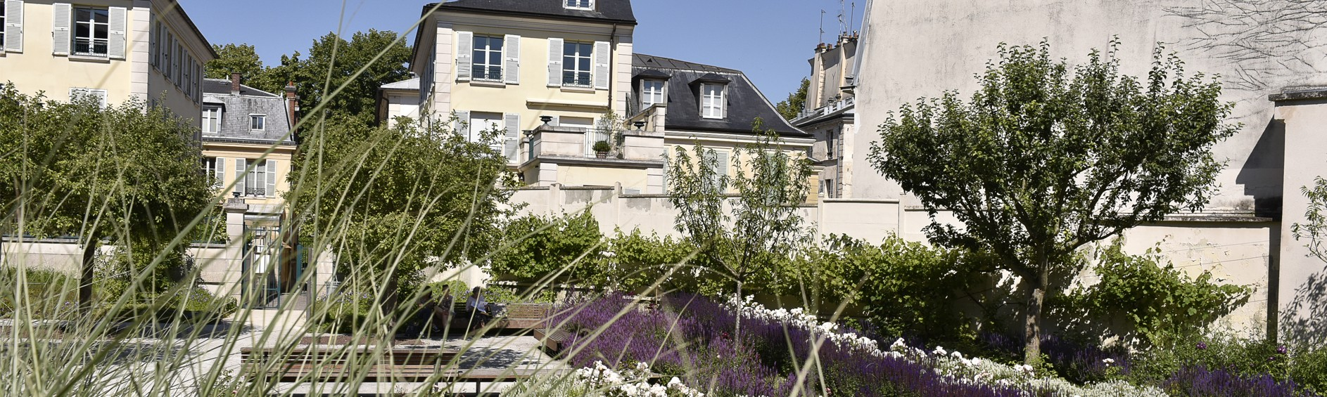 Jardins des Senteurs à Versailles