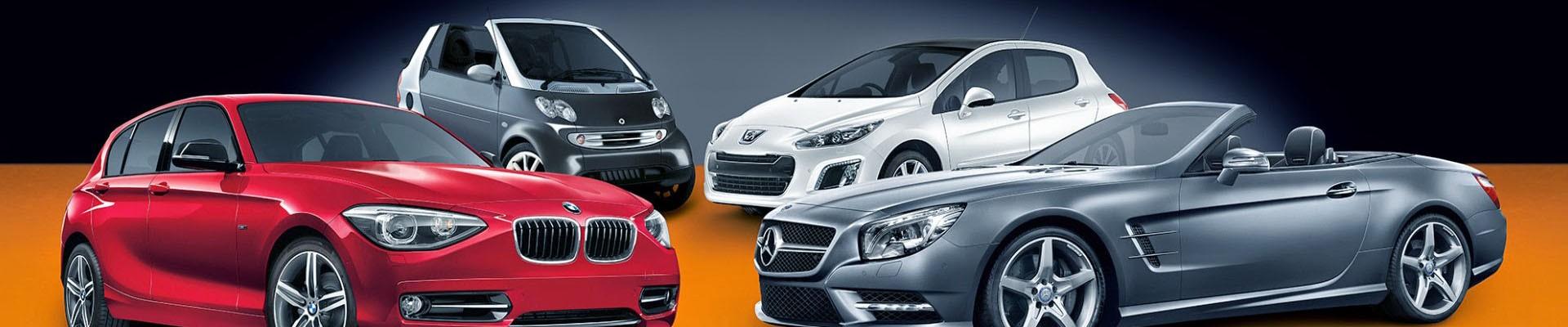 Alquiler de coches en Versalles
