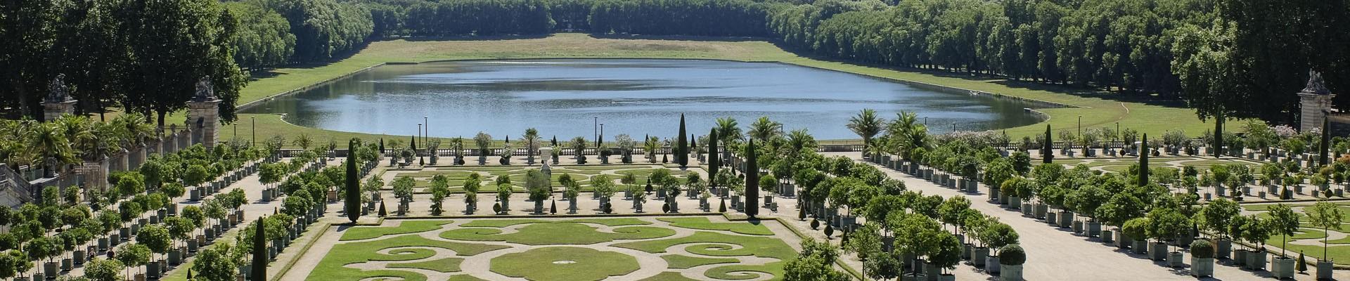 Ma première visite à Versailles