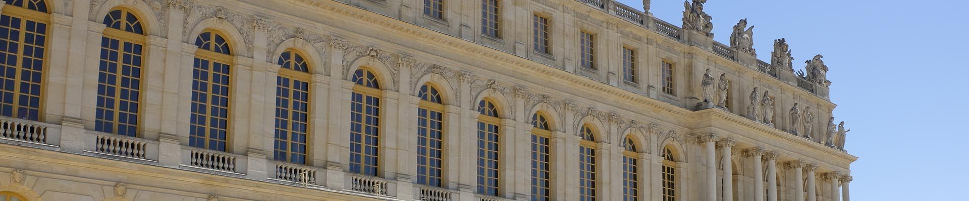 Visitar Versalles en unos días