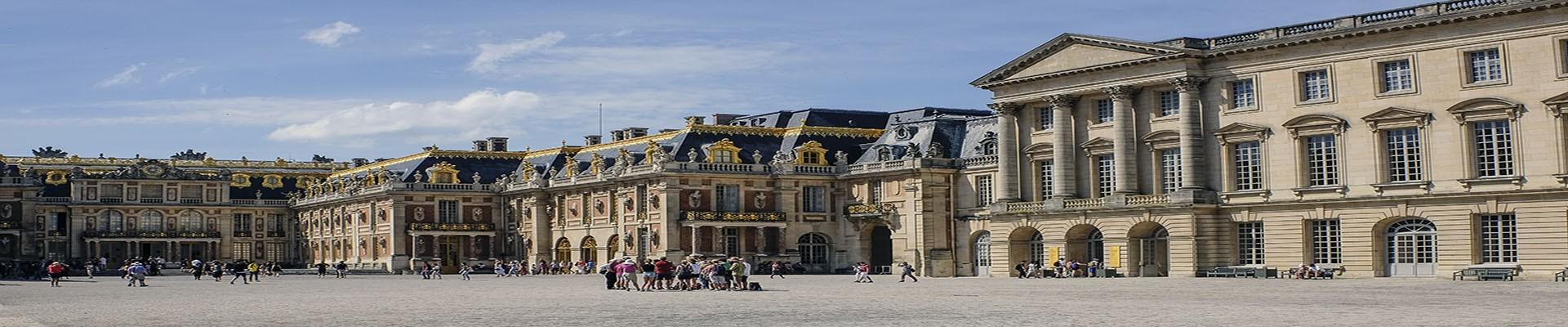 Versalles en un medio día