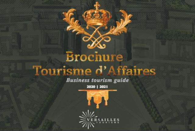 Brochure Tourisme d'Affaires