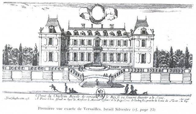 Building the Palace of Versailles