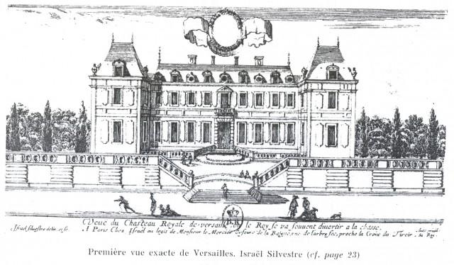 La construction du château de Versailles