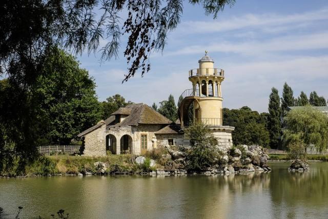 Le Domaine de Marie Antoinette et les trianons
