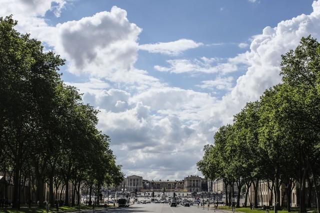 Le domaine de Versailles