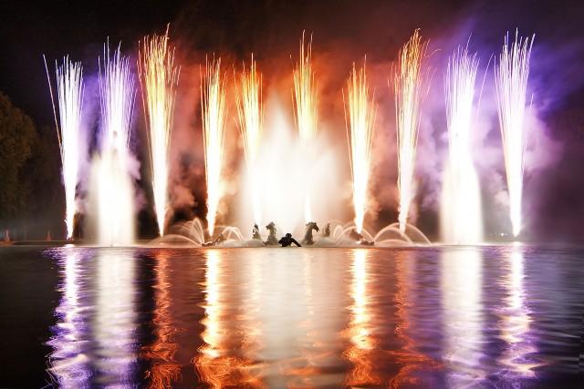 Los espectáculos del palacio