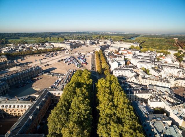 Où se garer à Versailles ?