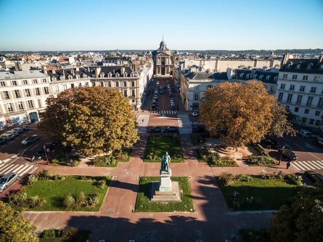 L'offre à Versailles