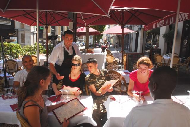 Restaurants for groups