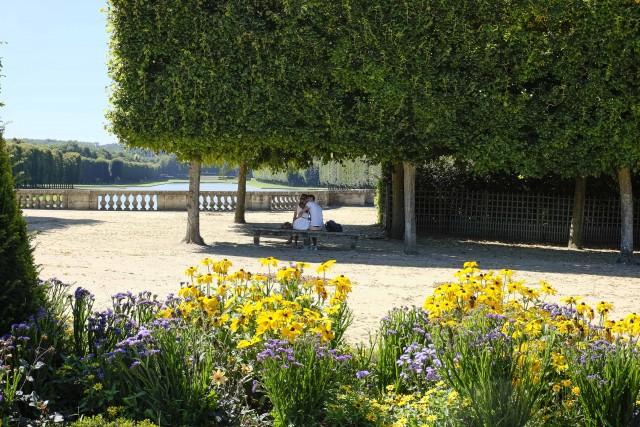 Versailles en couple