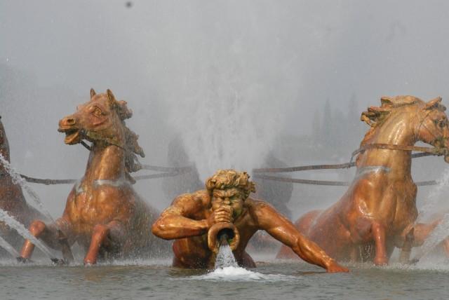Versailles, ville d'eau