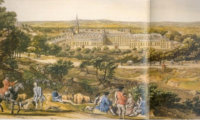 De Versailles à Saint-Cyr l'Ecole