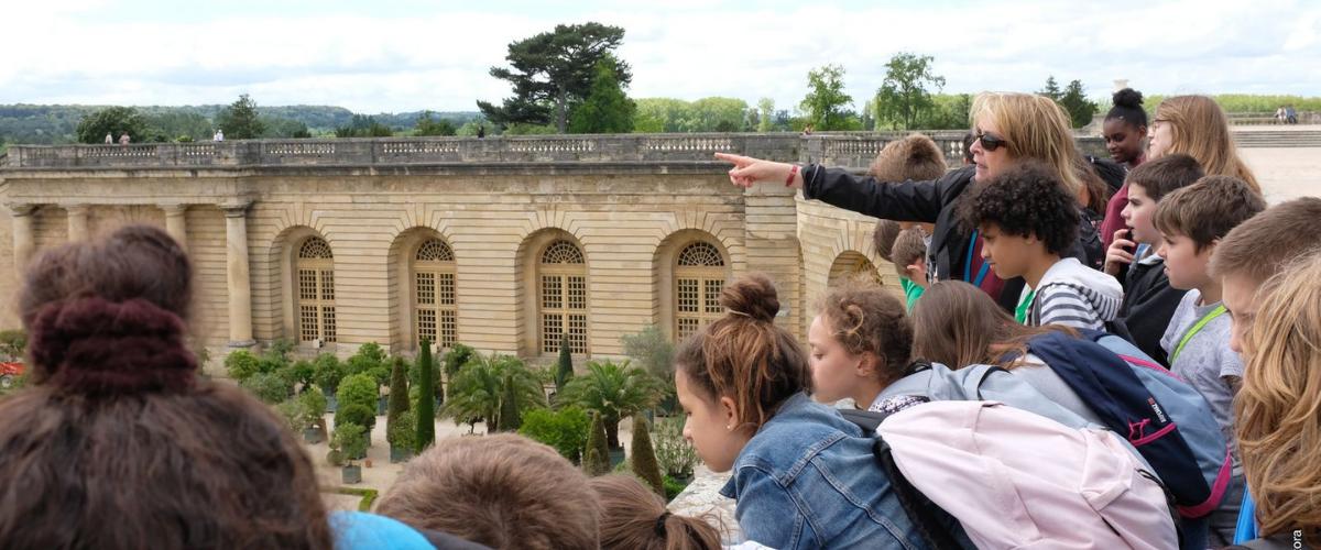 Visites Guidées à Versailles
