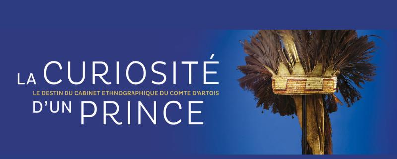 Exposition La Curiosité d'un Prince à Versailles !
