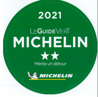 Guide Vert Michelin 2021