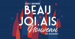 Beaujolais Les Badauds