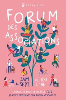 Forum des Associations Versailles