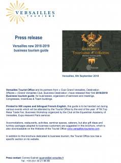 PR Business Tourism Guide