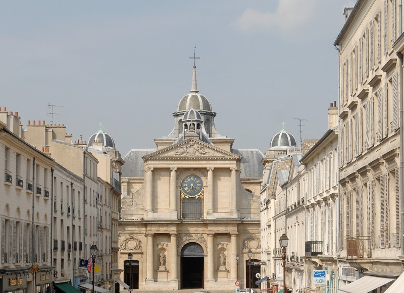Quartier Notre-Dame Versailles