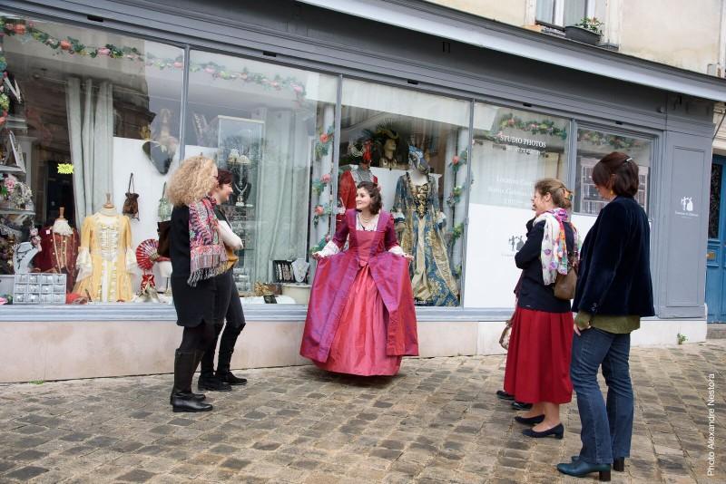 Visite commentée Versailles