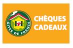 Chèque cadeau Gîtes de France