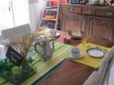 Petit-Déjeuner intérieur