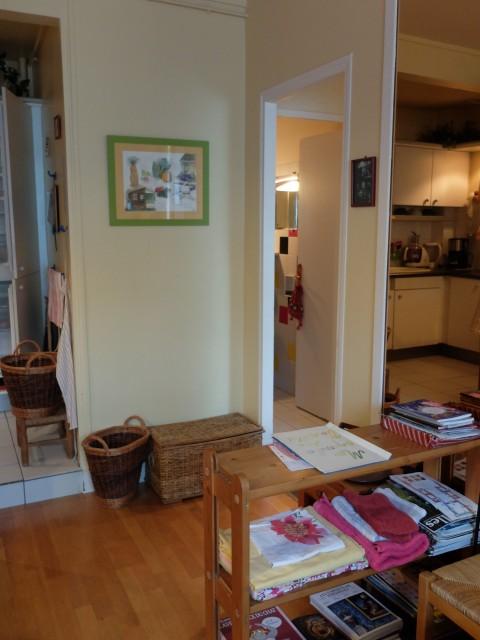 Appartement meublé Samain