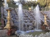 Ballroom - gardens of Palace of Versailles