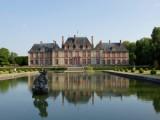 Château de Breteuil - vallée de Chevreuse - Versailles - balade en voiture