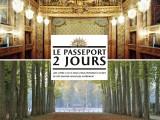 Chateau de Versailles passeport 2 jours