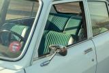 French Vintage Shuttle - Peugeot 504 - Balade en voiture - Versailles - Paris