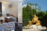 Hôtel des Roys + jardins musicaux - versailles - séjour famille