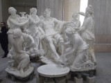 La Galerie des Sculptures et des Moulages (Sculptures de Versailles / Gypsothèque du Louvre) (visite en français)