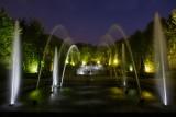 Las Aguas Nocturnas - palacio - versalles - fuegos artificiales