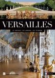 Versalles - Palacio - Jardines - Trianon - libro